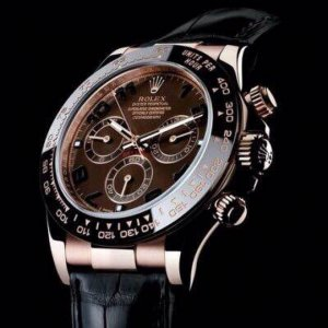 Rolex [NEW] Daytona Everose Gold Chocolate Dial 116515LN (Retail:HK$214,600) - SOLD!!