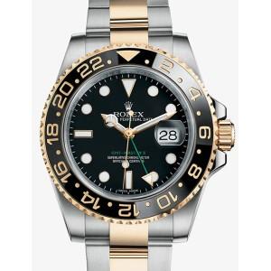 Rolex [NEW] GMT-Master II Watch Yellow Rolesor 116713LN (Retail: HK$91,500)