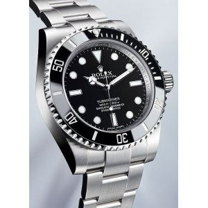 Rolex [NEW] Submariner NO DATE Watch 904L steel 114060 (Retail:HK$58,000)