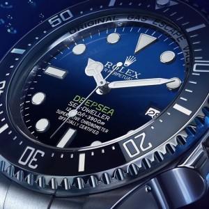 Rolex [NEW][香港行貨] 116660 Deepsea Blue Watch - SOLD!!