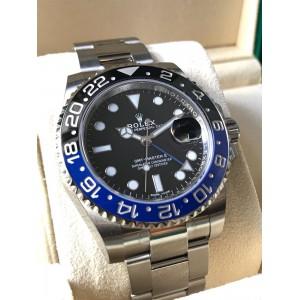 Rolex [NEW][香港行貨] 116710BLNR GMT-Master II Watch