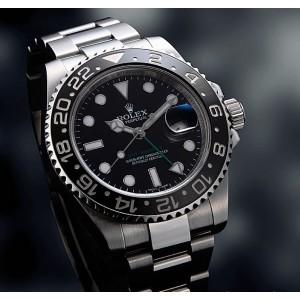 Rolex [NEW][香港行貨] GMT-Master II Ceramic Bezel 116710LN (Retail: HK$63,200)