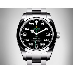 Rolex [NEW]Oyster Perpetual Air-King 40mm 116900 (Retail:HK$48,000)