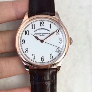 Vacheron Constantin [NEW] Hitoriques Chronometre Royal 1907 Mens 86122-000R-9362 (Retail:US$45,000)