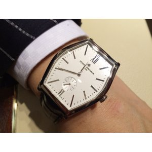 Vacheron Constantin [NEW] Malte Small Seconds Mens 82230/000G-9962 (Retail:HK$204,000)