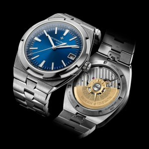 Vacheron Constantin [NEW] Overseas Automatic 4500V-110A-B128 (Retail:US$19,900)