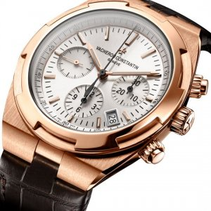 Vacheron Constantin [NEW] Overseas Chronograph 42.5mm 5500V-000R-B074 (Retail:US$49,000)