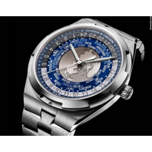 Vacheron Constantin [NEW] Overseas World Time Automatic 43.5mm 7700V-110A-B172 (Retail:US$37,000)