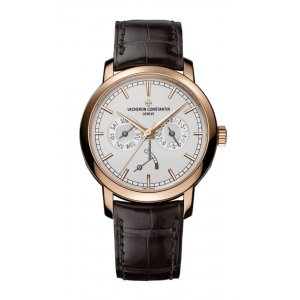Vacheron Constantin [NEW] Patrimony Day-Date and Power Reserve 85290-000R-9969 Rose Gold Watch