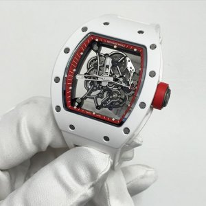 Richard Mille [99%-NEW][LIMITED 30 PIECE] RM 055 Bubba Watson Asia Limited - SOLD!!