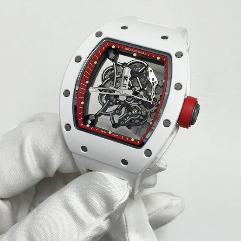 Richard Mille [99%-NEW][LIMITED 30 PIECE] RM 055 Bubba Watson Asia Limited
