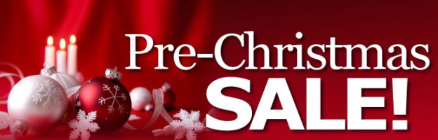 Pre-Owned Christmas Sales
