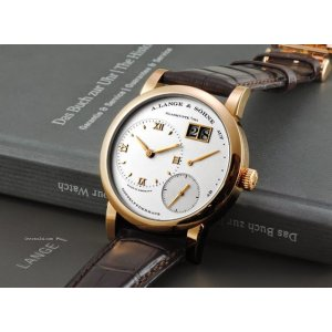 A. Lange & Sohne [NEW] Lange 1 38.5mm Mens 101.032 (Retail:HK$261,000)
