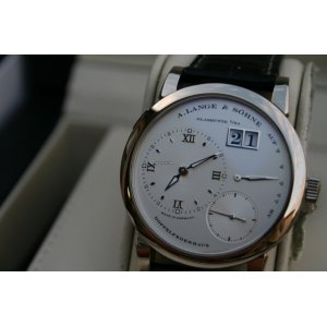 A. Lange & Sohne [NEW] Lange 1 38.5mm Mens 101.039 (Retail:HK$261,000)