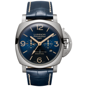 Panerai [NEW] Luminor 1950 Equation of Time 8 Days GMT Titanio 47mm PAM 670 (Retail:HK$157,100)