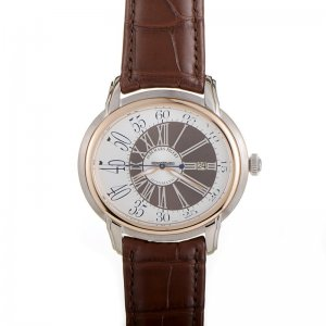 Audemars Piguet [NEW][LTD 200] Millenary QEII CUP 2010 15333CR.OO.D088CR.01 (Retail:US$35,100) - SOLD!!