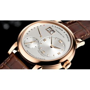 A. Lange & Sohne [NEW] Lange 1 Daymatic 320.021 (Retail:EUR 38.700)
