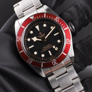 TUDOR [NEW] Heritage Black Bay Automatic Mens 79230R