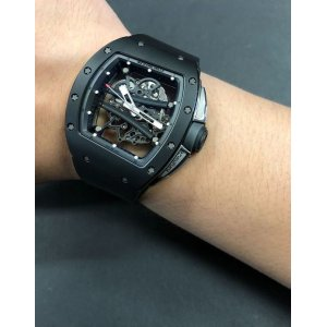 Richard Mille [2017 USED][LIMITED 150 PIECE] RM 61-01 Yohan Blake All Grey Edition