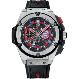Hublot [NEW+RARE] King Power Bayern Munich 716.NX.1129.RX.BYM12