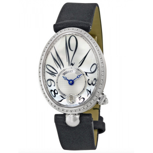 Breguet [NEW] Reine De Naples Mother of Pearl Dial WG Diamond (Retail:HK$287,500)