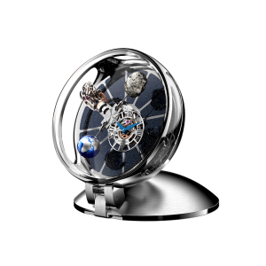 JACOB & CO. [NEW][LIMITED 101 PIECE] ASTRONOMIA TABLECLOCK AT900.10.AC.MT.A