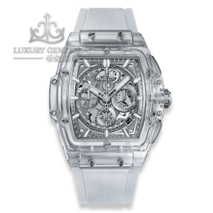 Hublot [NEW][LIMITED 200 PIECE] Spirit of Big Bang Sapphire 42mm 641.JX.0120.RT (Retail:HK$595,800)