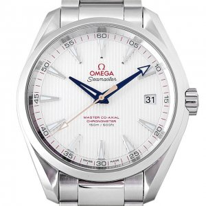 AQUA TERRA 150 M OMEGA MASTER CO-AXIAL 41.5mm 231.10.42.21.02.004 (Retail:HK$46,800)