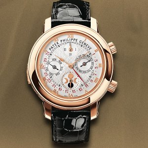 Patek Philippe [2009 USED] Sky Moon Tourbillon Mens Watch 5002R