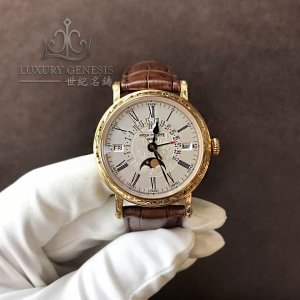 Patek Philippe [2014 USED] Grand Complications Perpetual Calendar 5160R