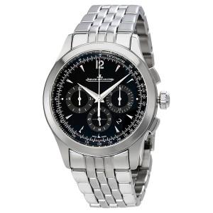 Jaeger LeCoultre [全新] Master Black Dial Mens Watch Q1538171 (Retail :HK$ 87,000)