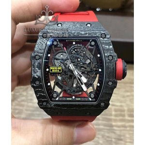 Richard Mille [2017 USED] RM 35-02 Rafael Nadal Quartz-TPT Black Version