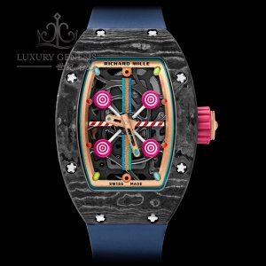 Richard Mille [NEW] BonBon Collection RM 07-03 Myrtille NTPT Automatic Ladies