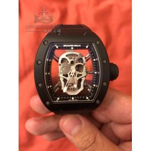 Richard Mille [NEW][LIMITED 6 PIECE] RM 52-01 Asia Edition Diamond Skull