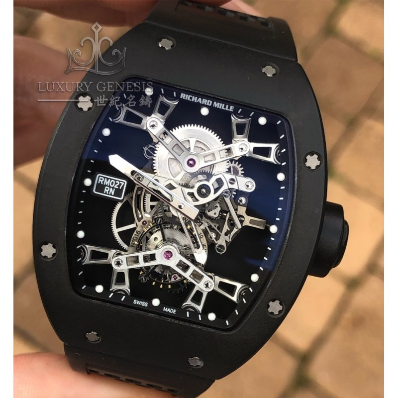 All Watches Richard Mille Used Limited 50 Piece Rm 027