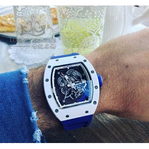 Richard Mille [NEW][LIMITED 40 PIECE] RM 055 Japan Blue Edition