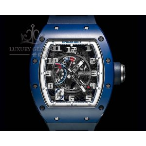 Richard Mille [NEW][LIMITED 100 PIECE] RM 030 Blue Ceramic EMEA Limited Edition