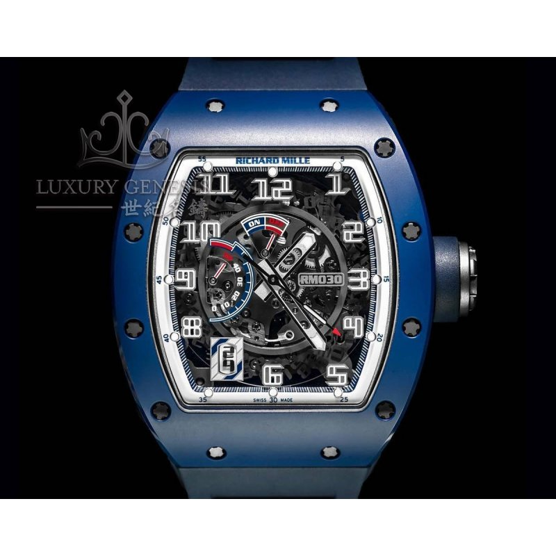 All Watches : Richard Mille [NEW][LIMITED 100 PIECE] RM 030 ...