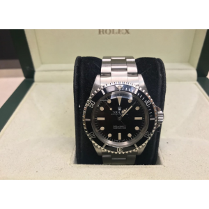 Rolex MINT-二手 5513 Submariner No Date Vintage Watch - SOLD!!