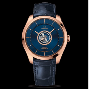 Omega [NEW] De Ville Tourbillon Co-Axial Numbered Edition 44mm 528.53.44.21.03.001 (Retail:HK$1,151,200)