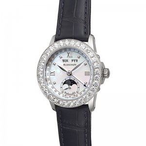 Blancpain [NEW] Leman Ladies Moonphase & Complete Calendar 2360-1991A-55A