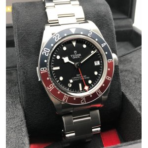 Tudor [NEW 2018 MODEL] BLACK BAY GMT 79830RB-0001