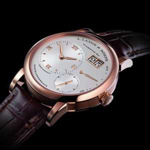 A. LANGE & SOHNE [NEW] Lange 1 18K Rose Gold Mens 191.032 (Retail:EUR 32.700)