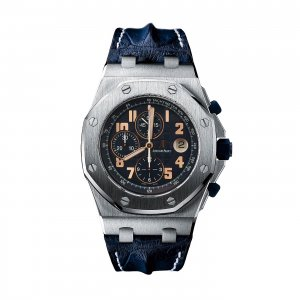 Audemars Piguet [NEW][LIMITED 100] Royal Oak Offshore Pride of Argentina 26365IS.OO.D305CR.01 (Retail:US$36,000) - SOLD!!