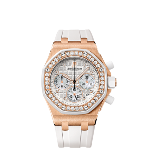 Audemars Piguet Royal Oak New Offshore Chronograph Ladies 26048OK (List Price: HK$356,000) - SOLD!!