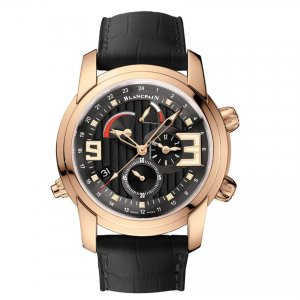 Blancpain [NEW] L-evolution Alarm GMT 8841-3630-53B (Retail:HK$344,000)