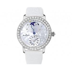 Blancpain [NEW] Ladies Retrograde Calendar Moonphase 3653-1954L-58B (Retail:HK$330,500)