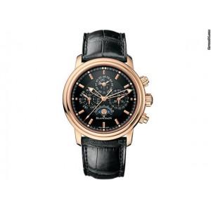 Blancpain [NEW] Leman Flyback Chrono Perpetual Calendar 40mm 2685f-3630-53b (Retail:HK$394,000)