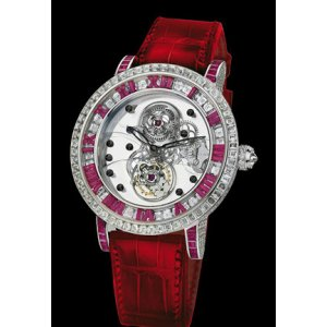 Corum [NEW] Heritage Classical Billionaire Tourbillon Ladies 372.316.69/0F86 0000 (Retail:HK$4,520,000)