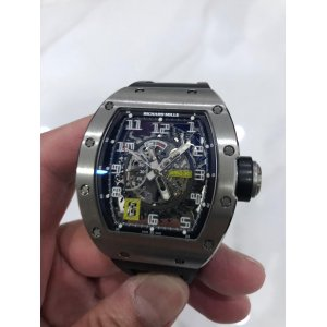 Richard Mille [2017 USED] RM 030 Titanium Automatic Watch